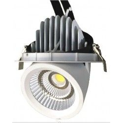 LED downlights LEDlife 30W Downlight - Justerbar vinkel, 3200lm