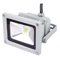 LED floodlight 10w Dimmable - Warm white, 800 lumen