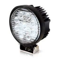 Worklight 27w, 12v / 24v - Cold white - Car, Truck, Boat, Trailer, Emergency vehicles