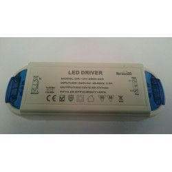 Power supply Dimmable 12v DC, 30w - Perfect for MR16, MR11, G4 and LED strip