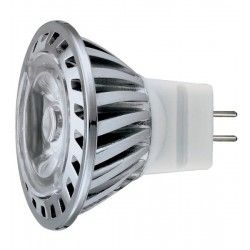 MR11 LED LEDlife UNO1 LED spotpære - 1W, 35mm, 12V, MR11 / GU4