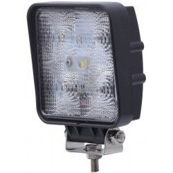 Worklight 15w Cold white, 12v / 24v - Car, Truck, boat, Trailer, Emergency vehicles