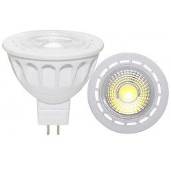 MR16 GU5.3 LED LEDlife LUX4 LED spotpære - 4W, dæmpbar, 12V, MR16 / GU5.3