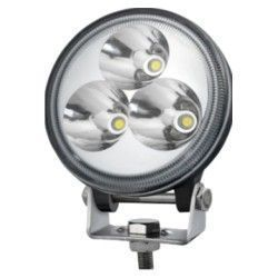 Worklight 9w, Cold white, 12-24v - Car, Truck, boat, Trailer, Emergency vehicles