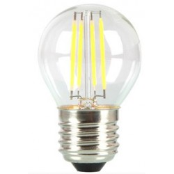 VT-1980 4W G45 CROSS FILAMENT BULB E27