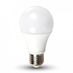 V-Tac 7W LED bulb - A60, warm white, E27, Dimmable