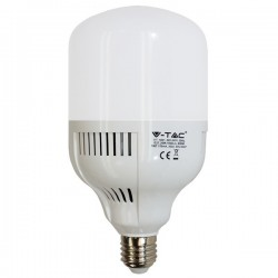 VT-2041 40W LED BIG PLASTIC BULB