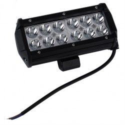 Worklight 36w Cold white, 12v / 24v - Car, Truck, boat, Trailer, Emergency vehicles
