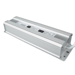 V-Tac LED Power Supply - 120W 12V 10A Metal Waterproof