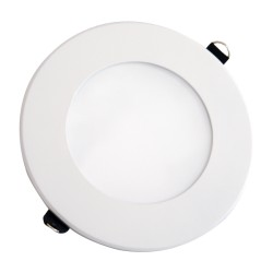 V-Tac 8W LED Mini Panel Without Driver - Round, Warm White