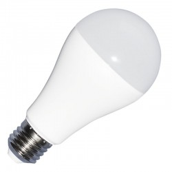 V-Tac LED Bulb - 9W E27 A60 Thermoplastic 3 Step Dimming Warm White