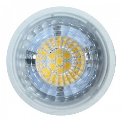 V-Tac LED Spotlight - 7W MR16 12V Plastic Warm White