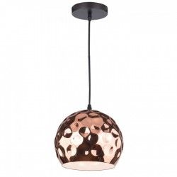 V-Tac Rose Gold Pendant Light Holder Ø200