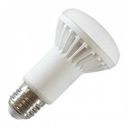 V-Tac LED Bulb - 8W E27 R63 Warm White