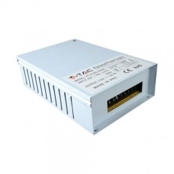 V-Tac LED Power Supply 12V 12,5A 150W - Metal Rainproof