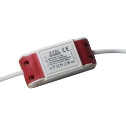8W LED DRIVER FOR PANEL EMC APPROVED NON DIMMABLE