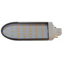 G24Q (4 ben) LEDlife G24Q-DIRECT8 LED pære - HF ballast kompatibel, 120°, 8W