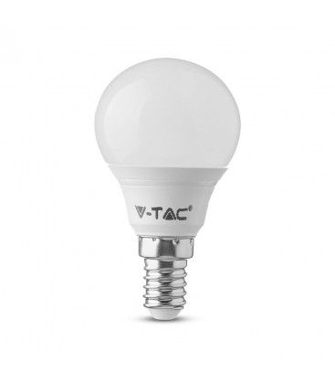 V-Tac 4,5W LED pære - Samsung LED chip, P45, E14