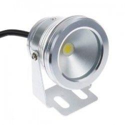 Projektører 10W LED projektør - Varm hvid, IP65 vandtæt