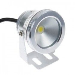 Projektør 10W LED projektør - Varm hvid, vandtæt