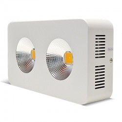 LED vækstlys 100W vækstlampe LED - Høj kvalitets grow lamp, inkl. ophæng, ægte 100W