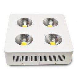 LED vækstlys 200W vækstlampe LED - Høj kvalitets grow lamp, inkl. ophæng, ægte 200W