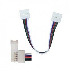 24V RGB+WW RGB+WW LED strip samler - 12V / 24V