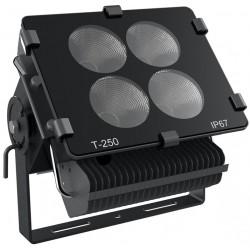 Projektør LEDlife MARINE 300W LED projektør - Til maritim brug, coated aluminium + 316 rustfrit stål, IP67