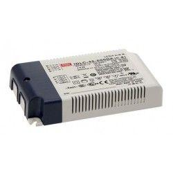 Drivers 45W DALI dæmpbar driver til LED panel - Meanwell 45W DALI driver, passer til vores 45W LED paneler