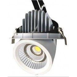Indbygningsspots LEDlife 30W Downlight - Justerbar vinkel, 3200lm