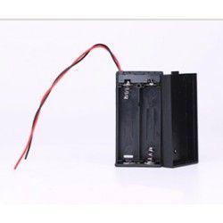 Diverse Batteri holder 2 x AA - 3V