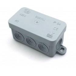 Samledåser Samleboks - 8,5 x 4,5 x 4 cm, IP54 stænktæt