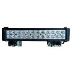 Projektør 72W LED arbejdslampe - Bil, lastbil, traktor, trailer, udrykningskøretøjer, kold hvid, 12V / 24V