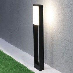 Havelamper V-Tac 10W LED havelampe - Sort, 80 cm, IP65, 230V