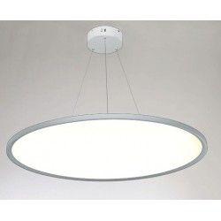 LED Paneler LEDlife 40W LED rundt panel - 100 lm/W, Ø60, hvid, inkl. wireophæng