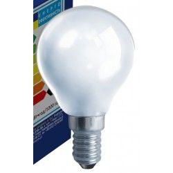 Traditionelle pærer Frost E14 25W glødetrådspære - Traditionel pære, 200lm, dæmpbar, PS45