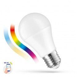 E27 LED 13W Smart Home LED pære - Virker med Google Home, Alexa og smartphones, E27, A60