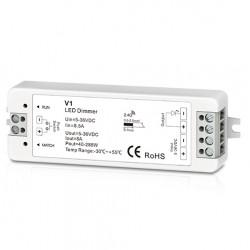 24V trappebelysning Trådløs dæmper uden fjernbetjening - RF trådløs, 12V (96W), 24V (192W)