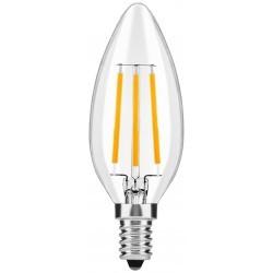 B22 LED 2W LED kertepære - C35, E14, 230V