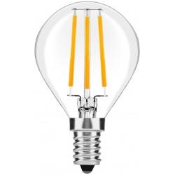 E14 LED 2W LED pære - G45, E14, 230V