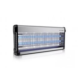 Elmateriel V-Tac elektronisk insektlampe - 2x20W, indendørs, UV-lys, dækker 150m2
