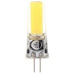 G4 LED LEDlife KAPPA3 LED pære - 3W, kold hvid, dæmpbar, 12V/24V, G4