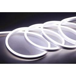 230V Neon Flex Kold hvid 8x16 Neon Flex LED - 8W pr. meter, IP67, 230V
