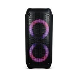 Diverse 35W partyhøjtaler - Genopladelig, Bluetooth, TWS, RGB, inkl. mikrofon