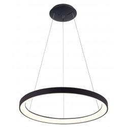 LED Paneler LEDlife Nordic48 Dæmpbar LED lampe - Flot indirekte lys, Ø48, sort, inkl. ophæng