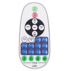 230V RF trådløs timer+dæmper med fjernbetjening - Inkl. endeprop, til 230V (Type Q), memory funktion