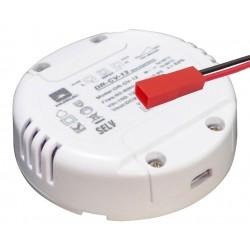 Væglamper Dæmpbar driver firkantet væglampe - Triac standard dæmpning, passer til 6W firkantet væglampe