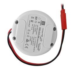 Drivers Dæmpbar driver til firkantet væglampe - Triac standard dæmpning, passer til 6W firkantet væglampe