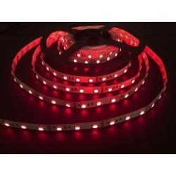 LED strip Infrarød 850 nm 4,8W/m LED strip - 5m, IP20, 60 LED pr. meter