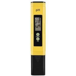 Tilbehør til vækstlys og hydroponi pH måler til vand - Digital, til hydroponik og mikrogrønt